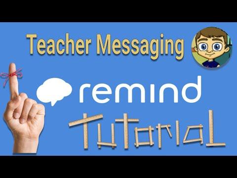 remind-tutorial---teacher-messaging-tool