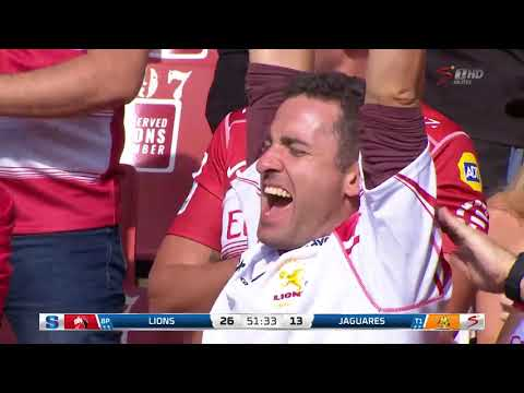 HIGHLIGHTS: 2018 Super Rugby Week 2: Lions v Jaguares thumbnail