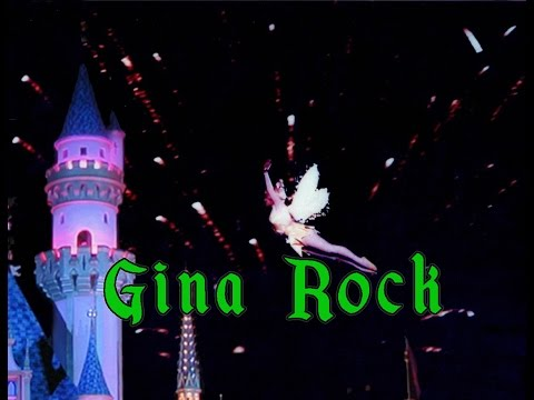 Gina Rock (Longest Flying Tinker Bell in Disneyland History) Interview