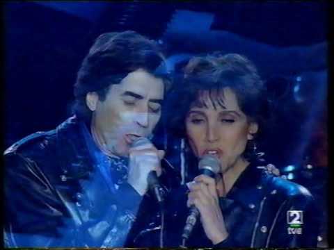 Ana Belén, Víctor Manuel, Joaquín Sabina & Miguel Ríos.-Concierto Urgente (1995)