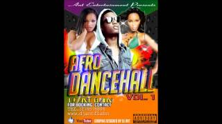 Afro dancehall vol. 1 mix by Dj Ant Flahn 2013, new african music, mix