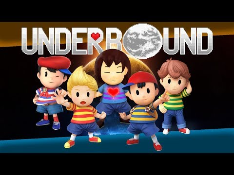 MBT - UNDERBOUND - Undertale (3) & Mother/Earthbound (1)