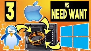 Pt 3 2019 One PC To Rule Them All | Need VS Want To Upgrade Your Next PC