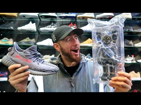 The $500 Challenge! *Hype Beast Yeezy Edition*