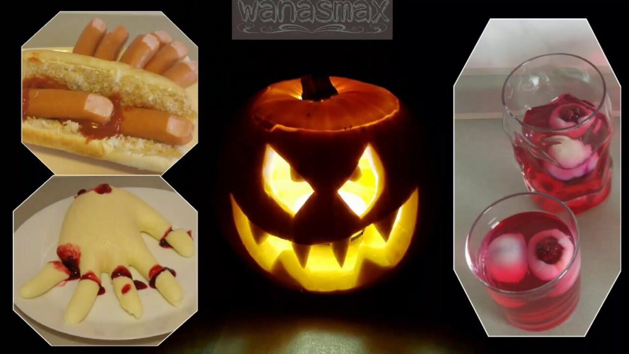 Halloween ideen monsieur cuisine plus thermomix for Monsieur cuisine plus vs thermomix