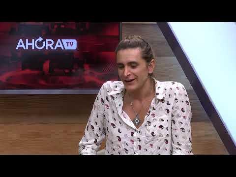 AHORA TV | Entrevista a Macarena Cornejo