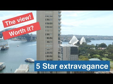 InterContinental Sydney Review