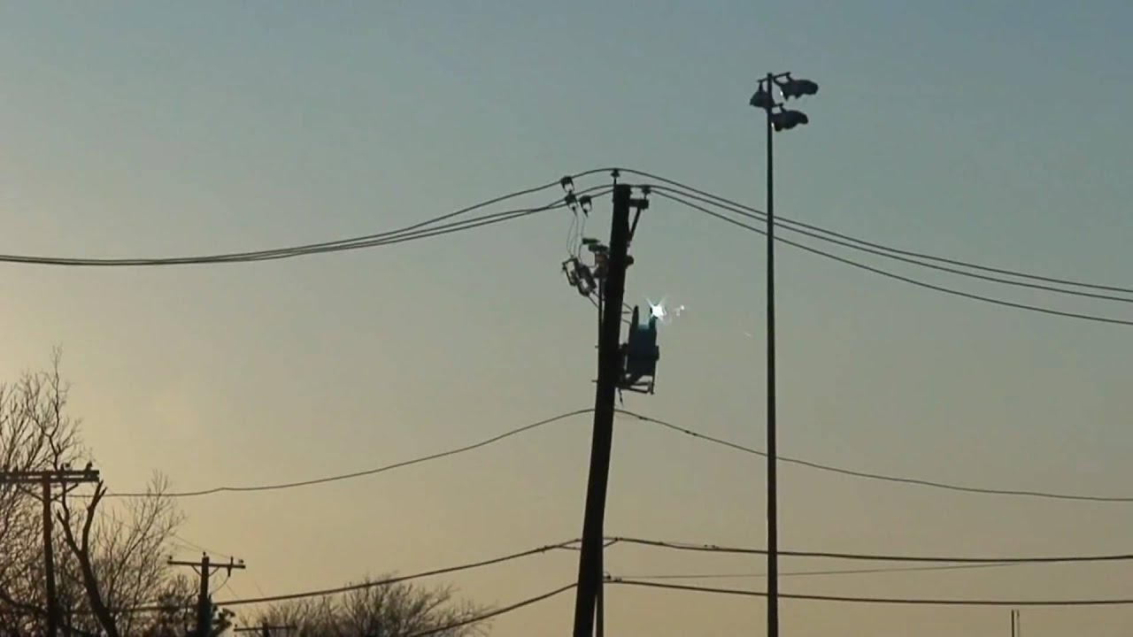 Transformer Blowing Up!! Watch this video in [HD] - YouTube