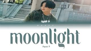 Baixar Agust D - Moonlight (저 달) (Color Coded Lyrics/Han/Rom/Eng/Pt-Br)