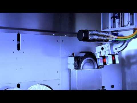 KNECHT E50 -- автоматический станок для заточки ручных ножей