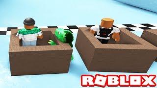 VOCÊ PODE GANHAR A CORRIDA EM ROBLOX!? (Minigames Epic Roblox)