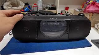 SONY CFS-E12 [JAPAN 100V]