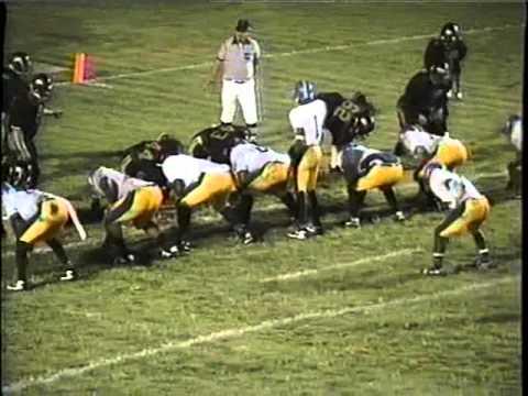 Jefferson at H B Plant High School 1994 Football