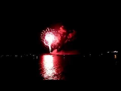 Grand Fireworks Over Gloucester Harbor (2015)