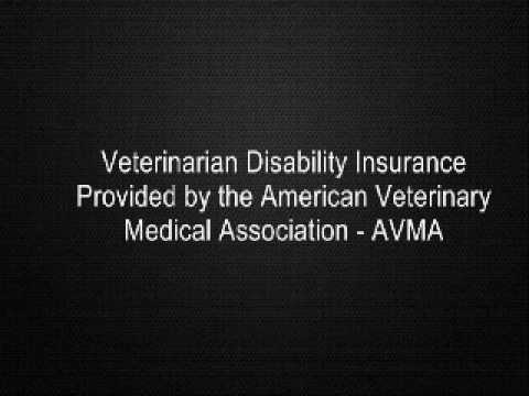 Veterinarian Disability Insurance Provided by the American Veterinary Medical Association - AVMA