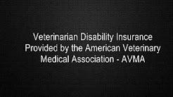Veterinarian Disability Insurance Provided by the American Veterinary Medical Association - AVMA