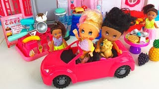 Toy Dolls Kitchen  -Toys For Kids Suprise Play Doh  Pretend Play
