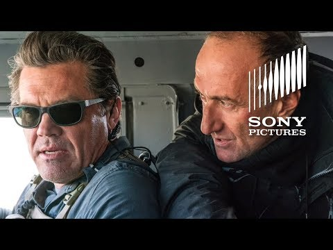 SICARIO: DAY OF THE SOLDADO - The Convoy Ambush