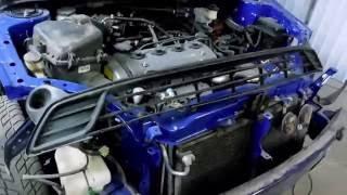 Ремонт автопластика.Бампер Пежо 301.(Небольшой ремонт бампера Пежо 301. Автомастерская