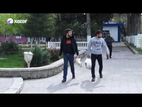 Bölgələrdə Xüsusi Karantin Rejiminə Nəzarət Artırılıb