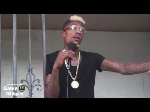 Game 101 Dvd Solo Lucci Love+HipHop Hollywood/Rap/Producer Tells how Jay Z found & is on 4:44 video