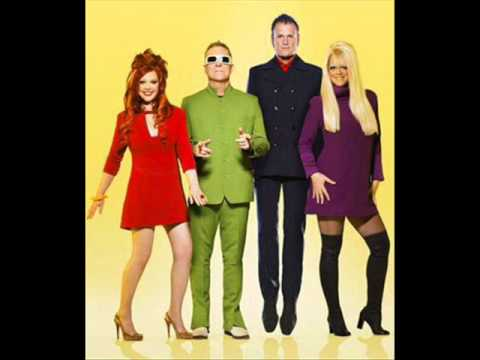The B-52's - Throw That Beat In The Garbage Can