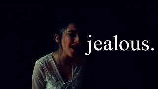 Jealous - Labrinth (cover) by Ellie Soufi