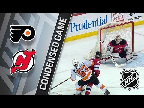 more photos 0515c 84695 Philadelphia Flyers vs New Jersey Devils – Feb. 01, 2018 | Game Highlights  | NHL 2017/18.Обзор матча