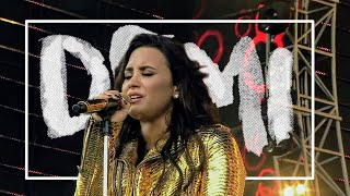 Download Video Demi Lovato Live in India Full Performance   Global Citizen India MP3 3GP MP4