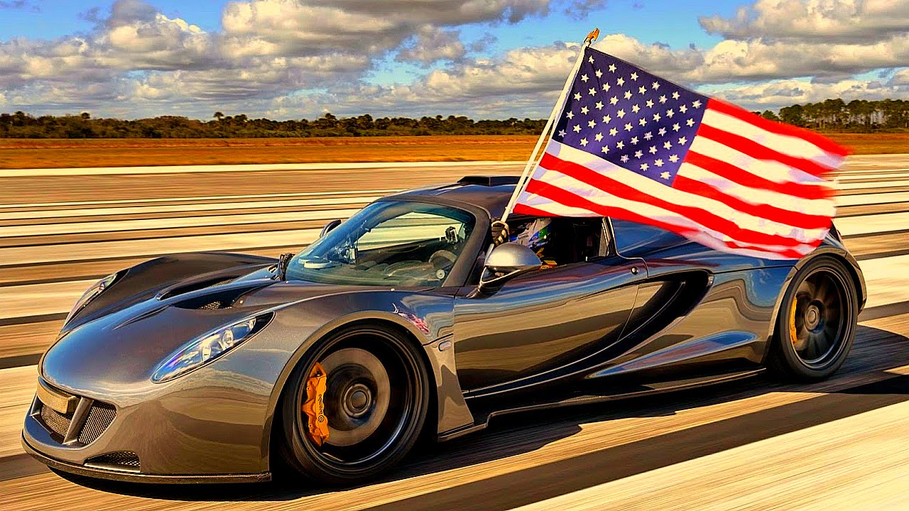 Top 5 Fastest Cars In The World The Highest Speed Of