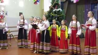 Рождество Христово в МБУК ЦК и БО села П-Покровка