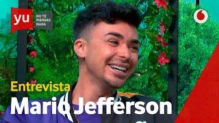 """Mario Jefferson nos presenta 'Agua de Coco': """"El típico de la guitarra soy yo"""" #yuMarioJefferson"""