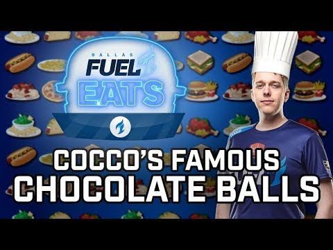 Fuel Eats - cocco's Famous Chocolate Balls
