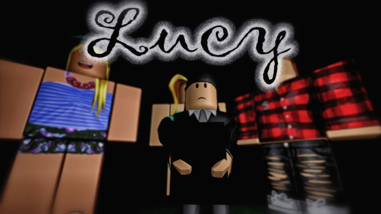 Lucy ( Roblox Halloween Bully Story) Part 1 | Doovi