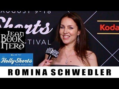 ROMINA SCHWEDLER   THE VISIT short film  HollyShorts 2018  JeanBookNerd