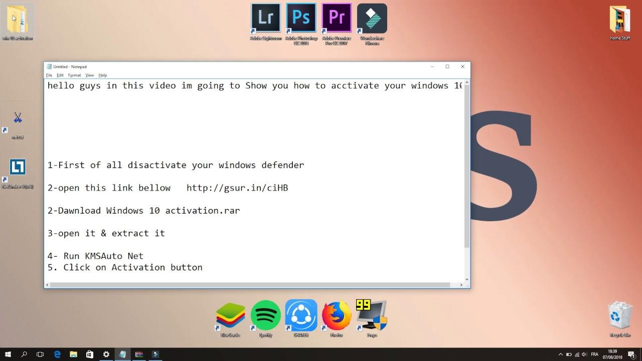 kmspico for windows 10 free download 32 bit