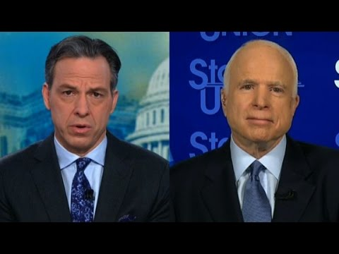 Sen. John McCain full interview
