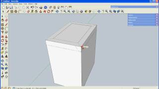 Follow Me Example From Woodworker's Guide To Sketchup