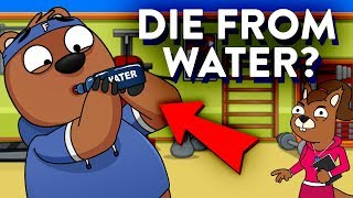 Could You Die From Drinking Too Much Water?