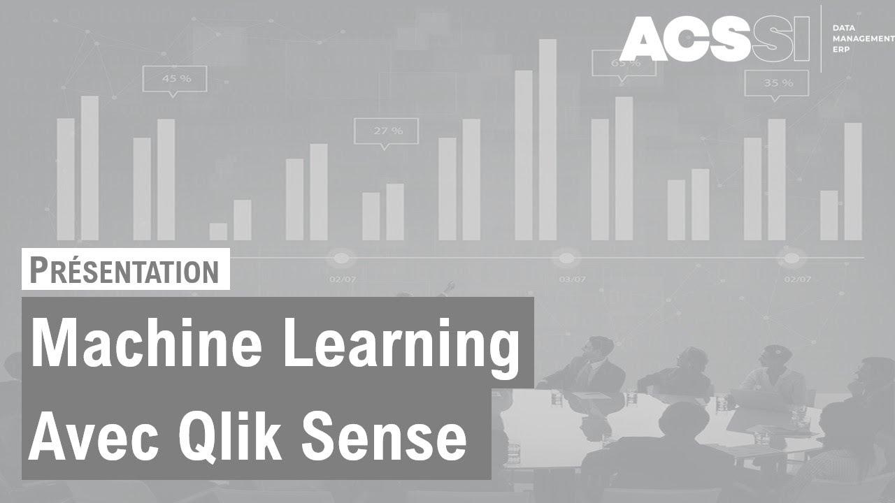 Machine Learning avec Qlik Sense : R, Python