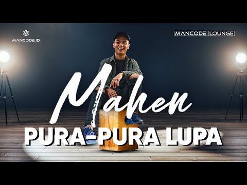 Pura Pura Lupa   Mahen Live Performance