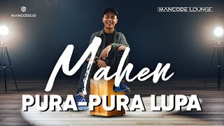 Download Mp3 Pura Pura Lupa - Mahen  Live Performance
