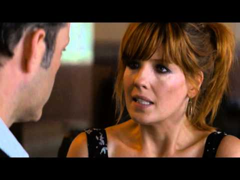 Kelly Reilly to Vince Vaughn