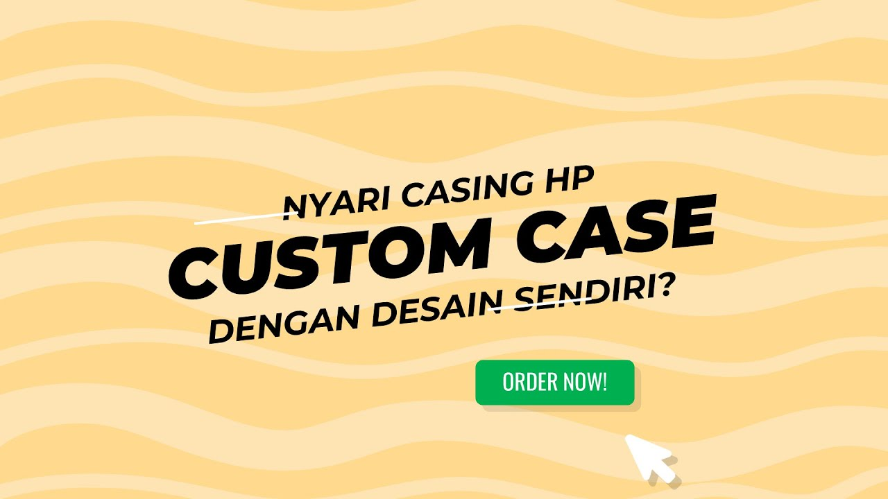 Video Promosi Custom Case Helmy Studio Youtube