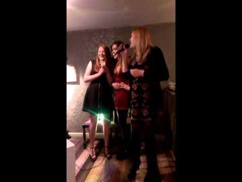 The Three Stooges on the Karaoke