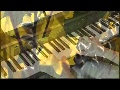 Turn Turn Turn - The Byrds - Piano