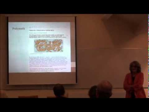 Ursula Martin: Online/Offline--mathematical culture in the age of the internet