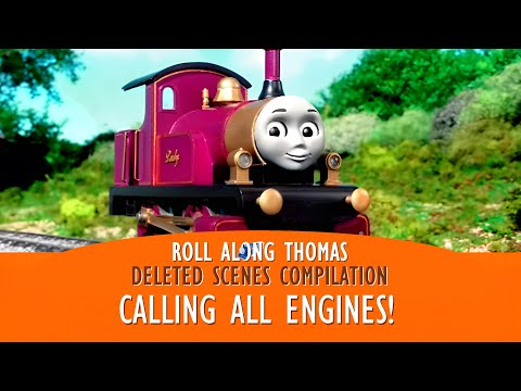 A Roll Along Original - 'Calling All Engines!'s Deleted Scenes - Thomas & Friends