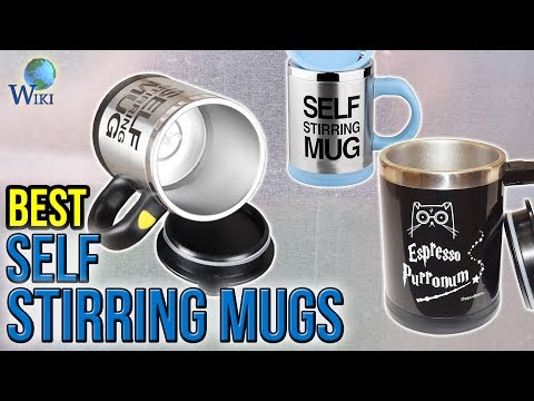 6 Mugs Stirring Youtube 2017 Self Best 34L5jAR