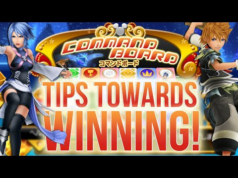 Birth By Sleep - Command Board Tips That Will Help You Win!